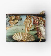 Ikonischer Sandro Botticelli Die Geburt der Venus Täschchen