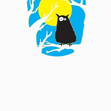 NIGHT OWL by masarukishino