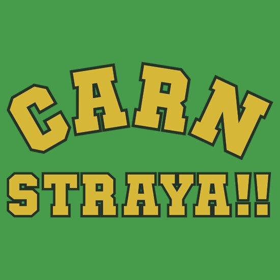 TShirtGifter presents: Carn Straya (Come on Australia)