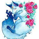 Re; Blue Fox by Samantha Stafford