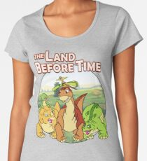 The Land Before Time Women's Premium T-Shirt