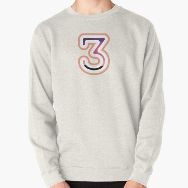 Chance 3  Pullover Sweatshirt