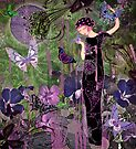 Butterfly Princess by mindydidit