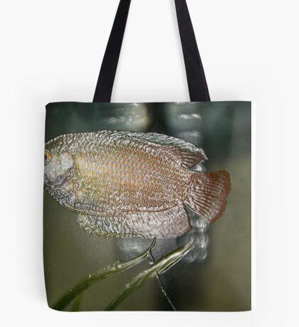 Plastic Fish  Tote Bag