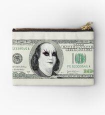 Gothic Banknote Parody Studio Pouch