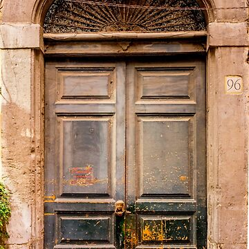 Naples Door by KristofferGlenn