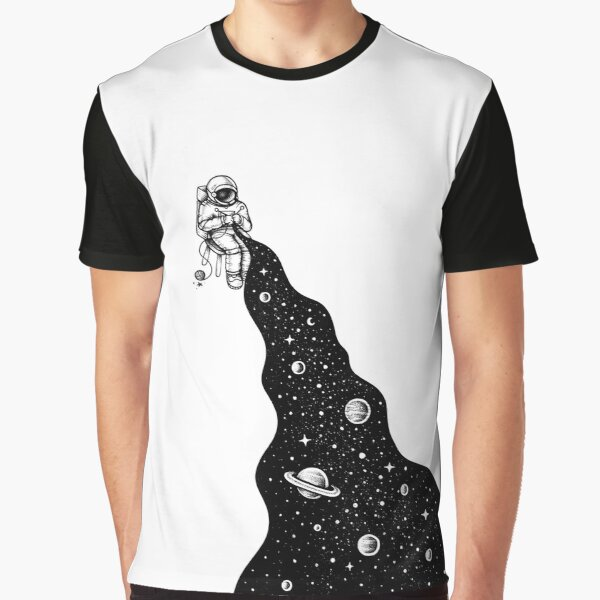 Universe is Knit Graphic T-Shirt