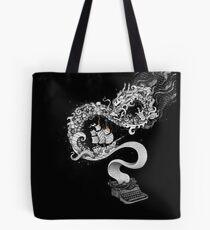Unleashed Imagination Tote Bag