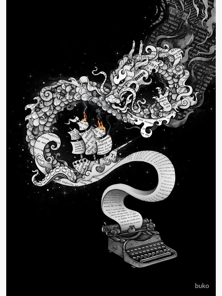 Unleashed Imagination by buko