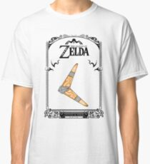Zelda legend - Boomerang doodle Classic T-Shirt