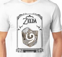 Zelda legend Kokiri shield Unisex T-Shirt