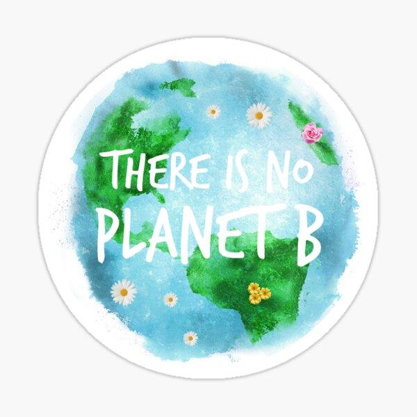 sauver la planète Terre Sticker