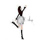 Miss Aura (Friend) by auraange