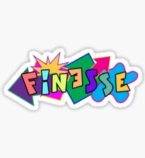 Drippin' in Finesse! Sticker