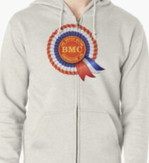British Motor Corporation (BMC) Rosette Zipped Hoodie