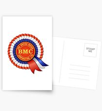 British Motor Corporation (BMC) Rosette Postcards
