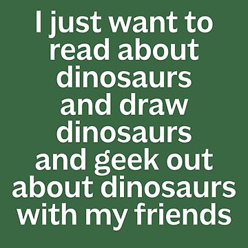 I just want to read about dinosaurs... by anatotitan