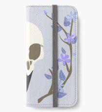 Bird Skull iPhone Wallet/Case/Skin