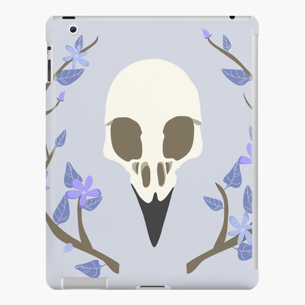 Bird Skull iPad Snap Case