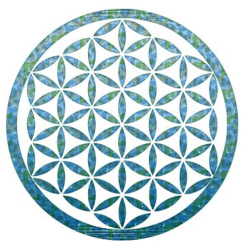 Flower of life by DeLaFont