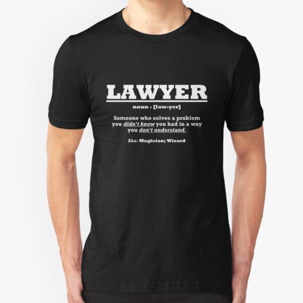Black Lawyers Matter Original Standard Unisex T-shirt