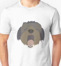 Yawning Mush Unisex T-Shirt