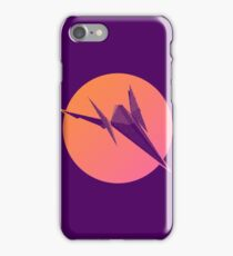 Sunset Arwing iPhone Case/Skin
