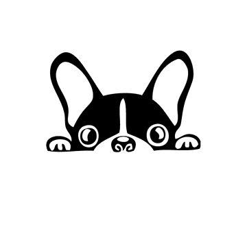 Cute French Bulldog No Bull Valentine by tuffkitty