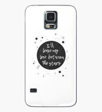 Funda/vinilo para Samsung Galaxy Laberinto - Amor entre las estrellas