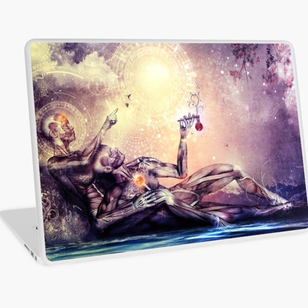 All We Want To Be Are Dreamers Laptop Skin