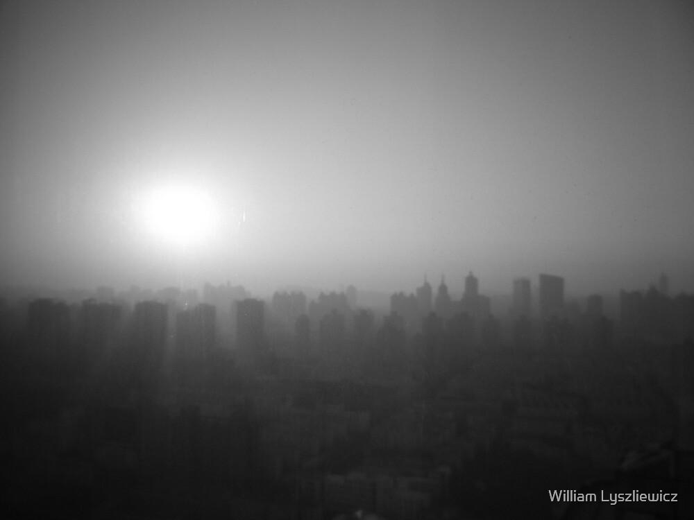 morning in Shanghaï by william lyszliewicz