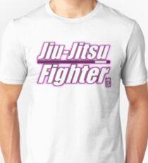 BJJ Purple Belt Jiu Jitsu Fighter Unisex T-Shirt