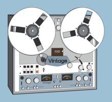 Reel Vintage Tape Deck