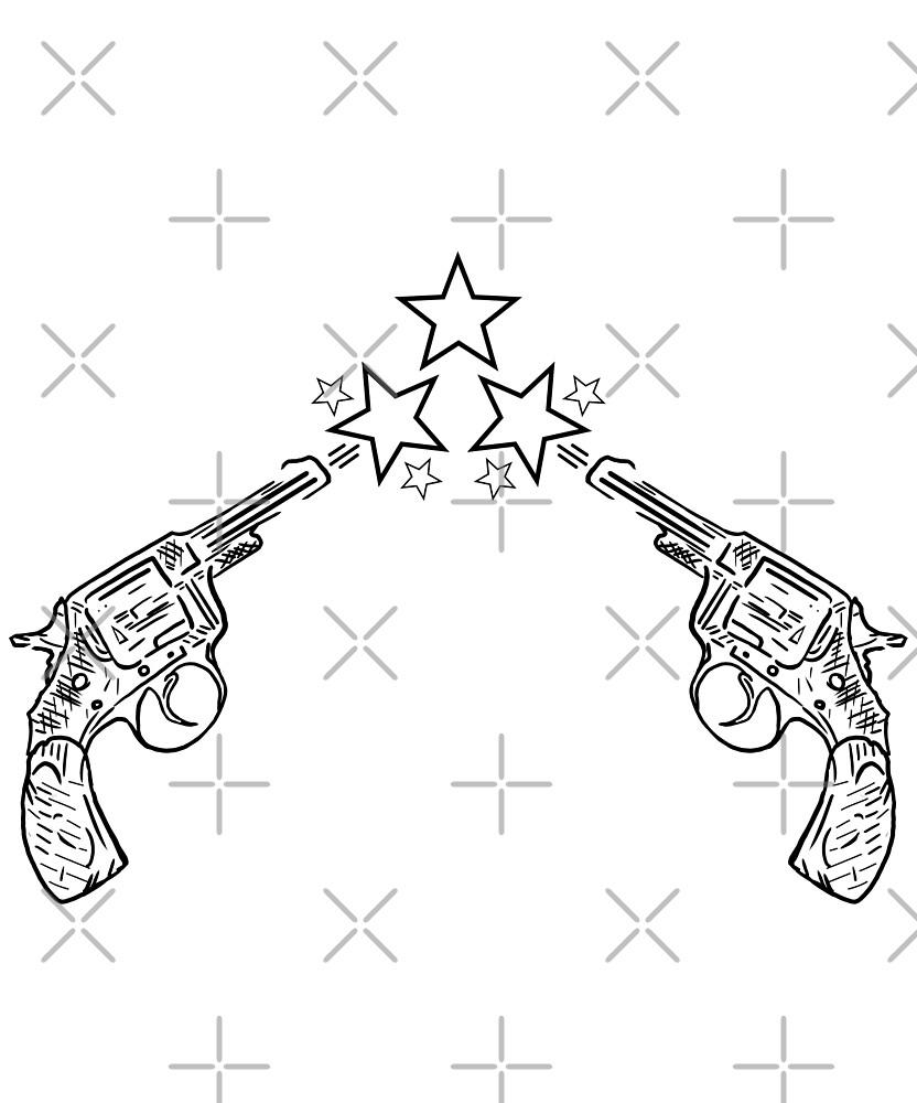 Shooting Stars by Barnyardy