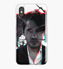 Darkiplier iPhone Case