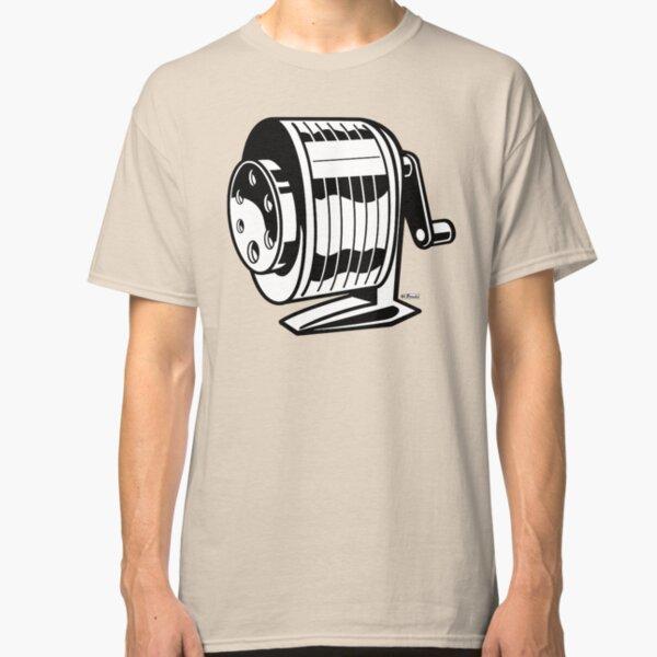 Pencil Sharpener Classic T-Shirt