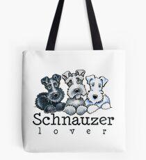 Schnauzer Lover 2015 Tote Bag