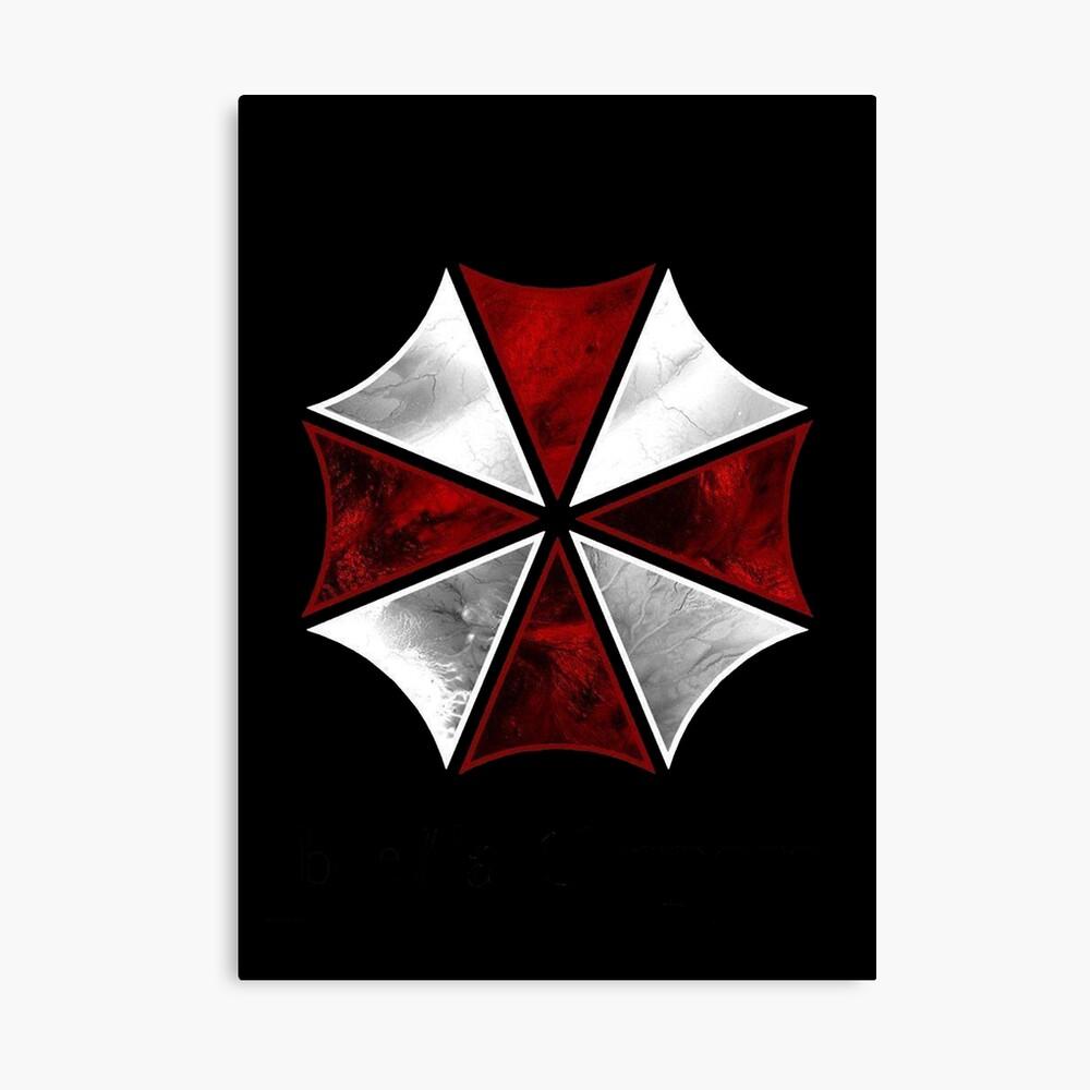 Resident Evil® Umbrella Corp® Leinwanddruck