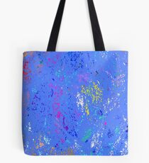 Paint Splatter Effect  Tote Bag