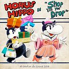 "Horus Hippo in ""Shop 'Till You Drop"" by Stayf"