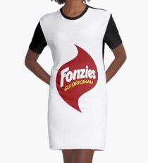 Fonzies Graphic T-Shirt Dress