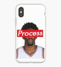 Joel Embiid Philadelphia 76ers Sixers Process iPhone Case