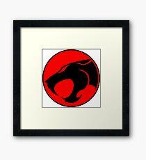 Thundercats Graphic  Framed Print
