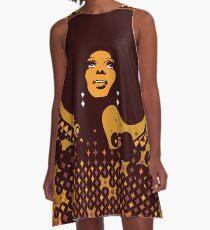 Disco Diva A-Line Dress