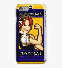 Amy Can! iPhone Case/Skin