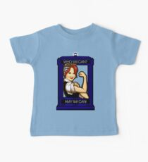Amy Can! Baby Tee