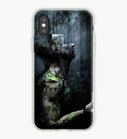 Dismantle The Dark We March On iPhone Case