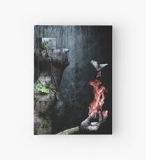 Dismantle The Dark We March On Hardcover Journal