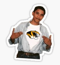 Obama Mizzou Sticker