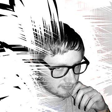 Self portrait by spreid